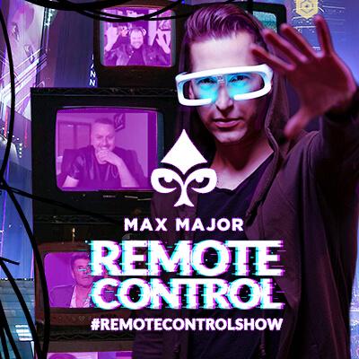 Max Major Remote Control