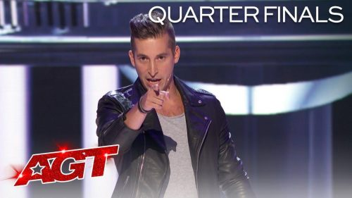 Max Major Mind Controls Entire Nation during America's Got Talent
